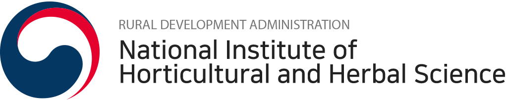 RURAL DEVELOPMENT ADMINISTRATION National Institute of Horticultural and Herbal Science